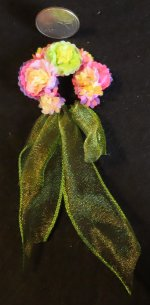 Fiesta Wreath San Antonio Mexican Style 1:12 Miniature #9050