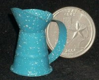 Blue Speckled Chuckwagon Pitcher #TS1231(A)