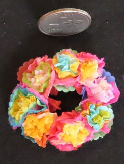 Fiesta Wreath San Antonio Mexican Style 1:12 Miniature #6678
