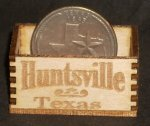 Huntsville Produce Crate 1:12 Miniature Market Farm Texas
